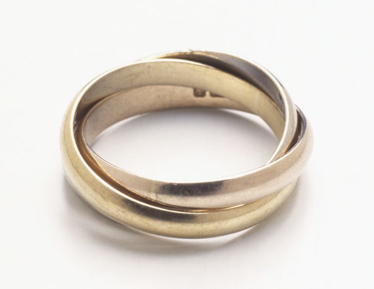 Gold Alloys in Colored Gold Jewelry