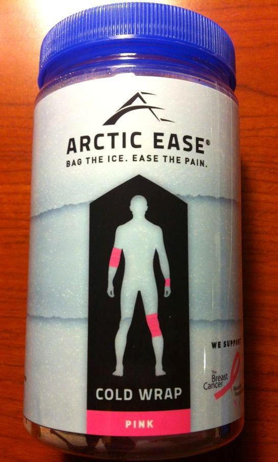 Artic Ease Cold Wraps