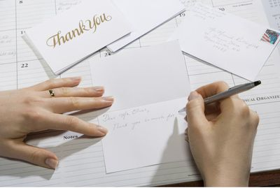 Thank You and Appreciation Quotes for Letters and Emails