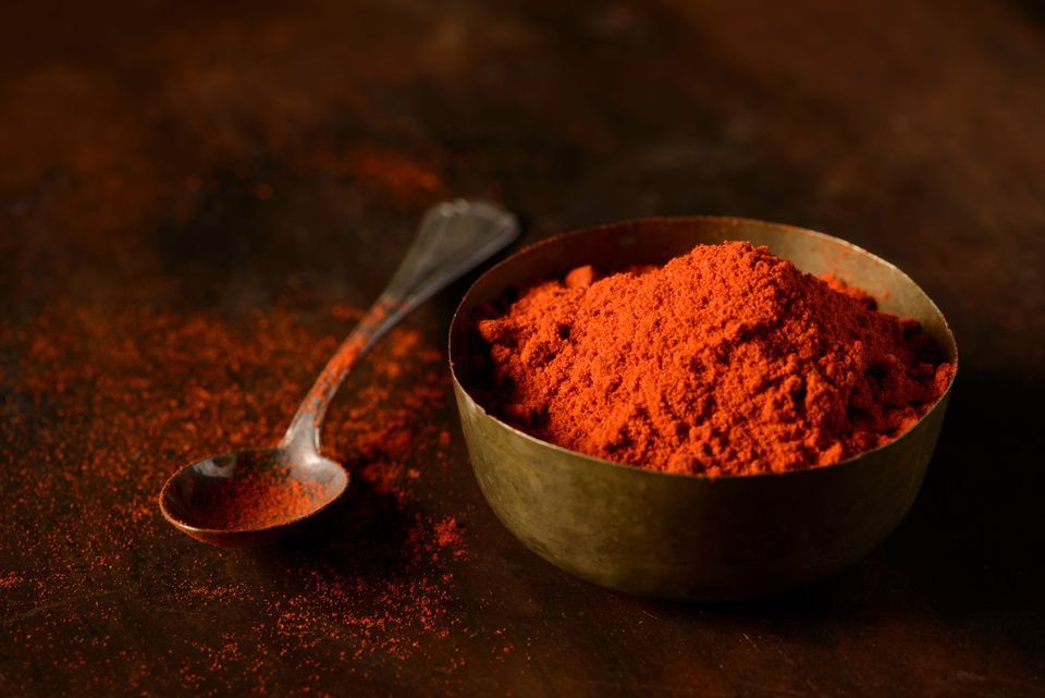 Chili powder and cayenne pepper are not the same thing.