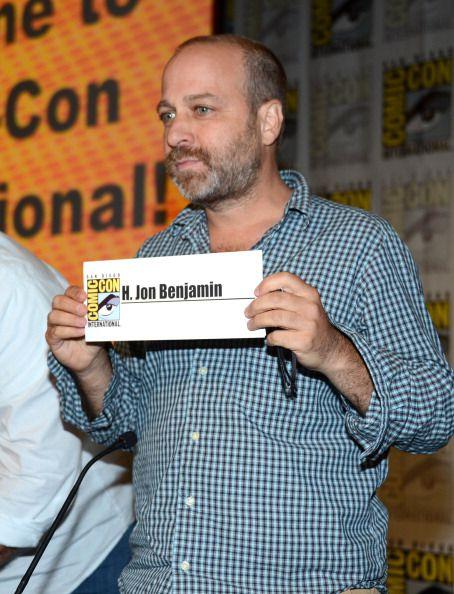 H. Jon Benjamin - Comic-Con 2012