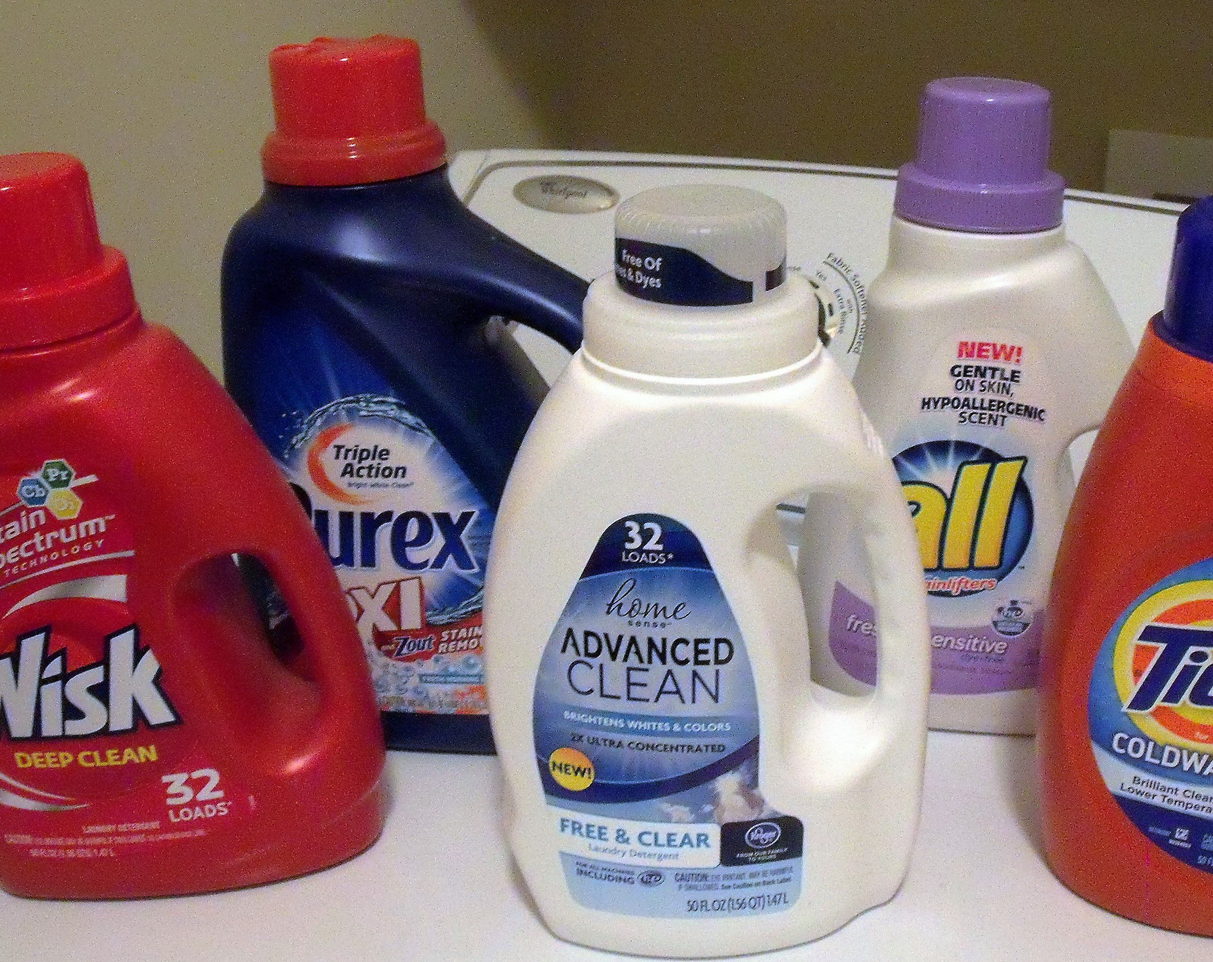 how to choose a laundry detergent brand. Black Bedroom Furniture Sets. Home Design Ideas