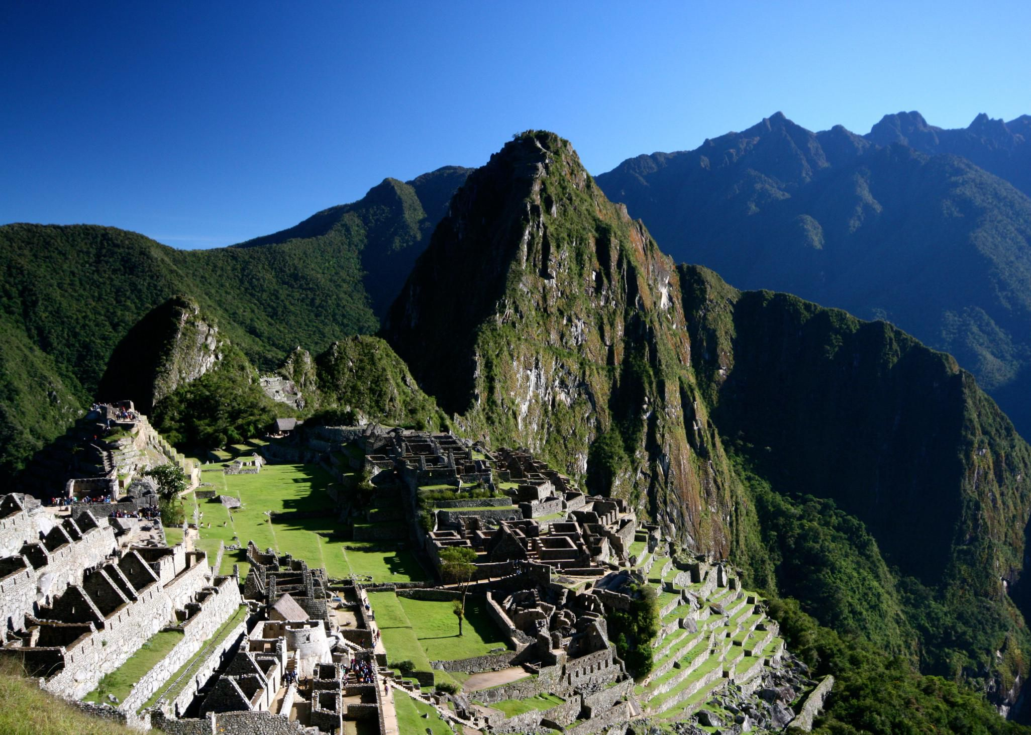 How To Acclimate To Altitude When Visiting Machu Picchu - How high above sea level am i