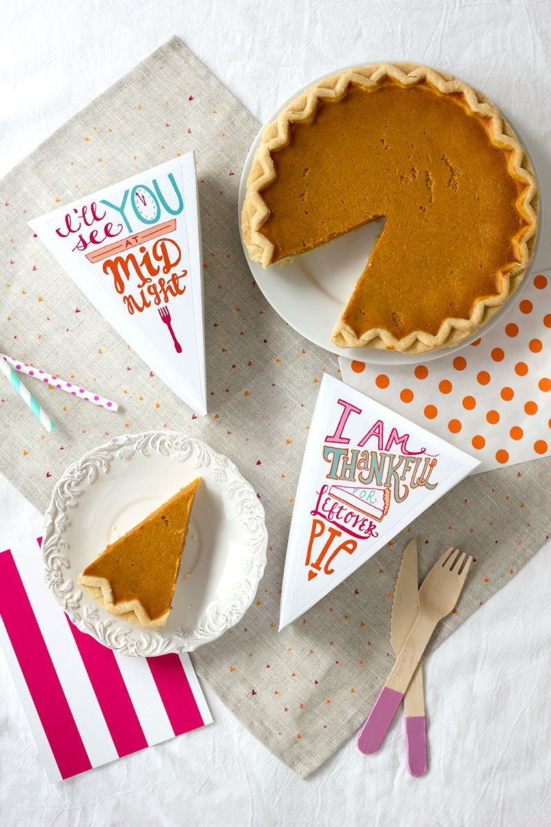 diy pie leftover take home boxes