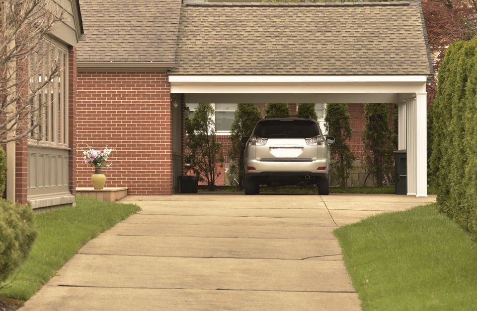 A Checklist For Converting A Carport To A Garage