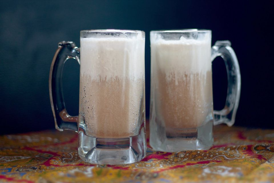 Make Butterbeer at Home