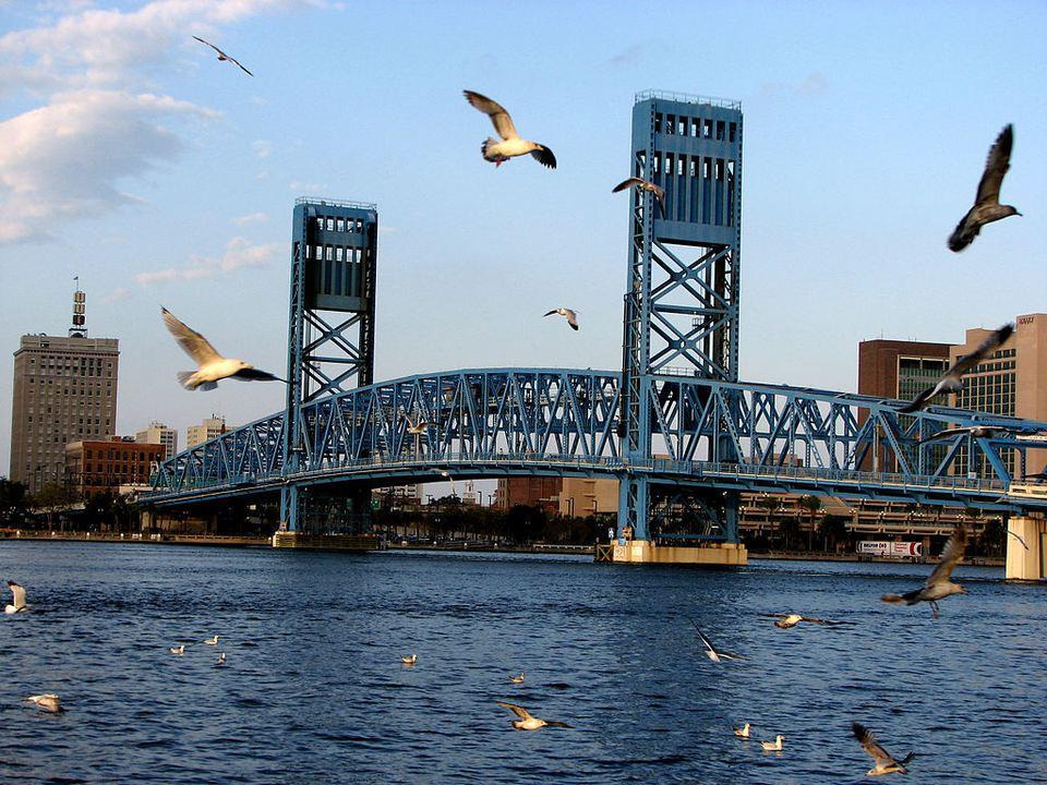 Jacksonville, Florida - Main Street Bridge