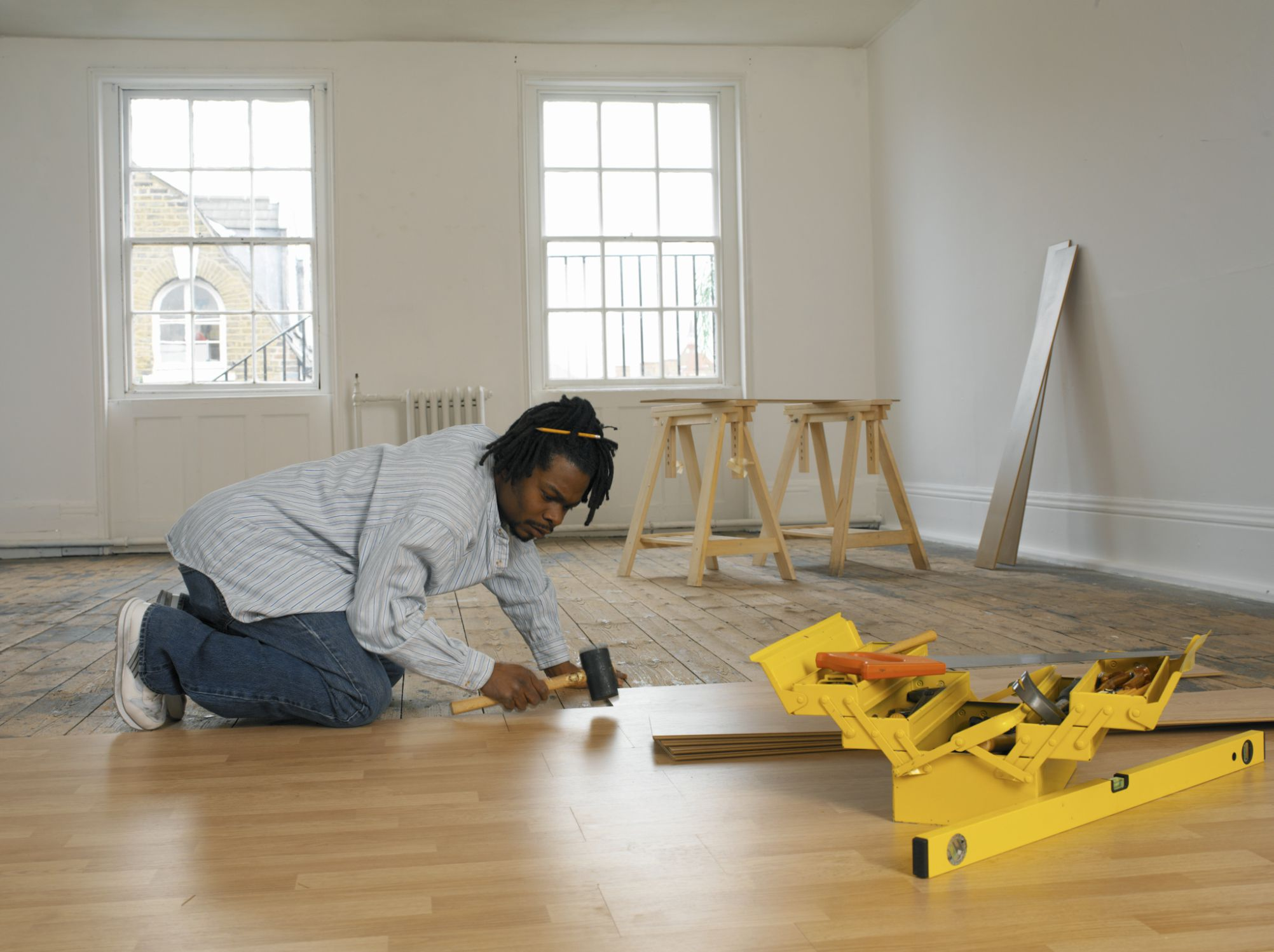 Professional Laminate Floor Installations - DIY or Hire a Pro?