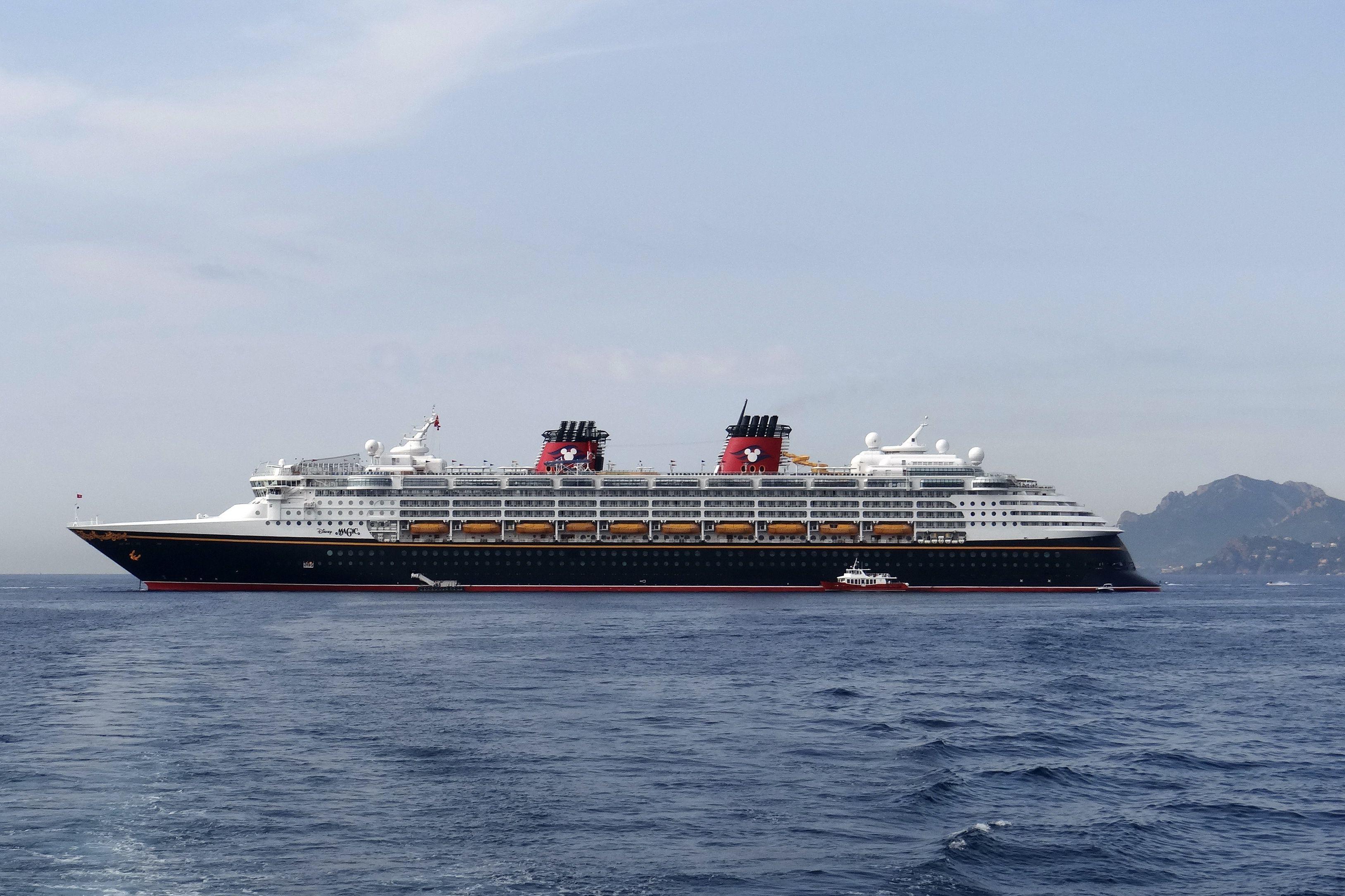 Tour Of Disney Cruise Line Ship