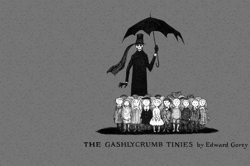 The Gashlycrumb Tinies by Edward Gorey