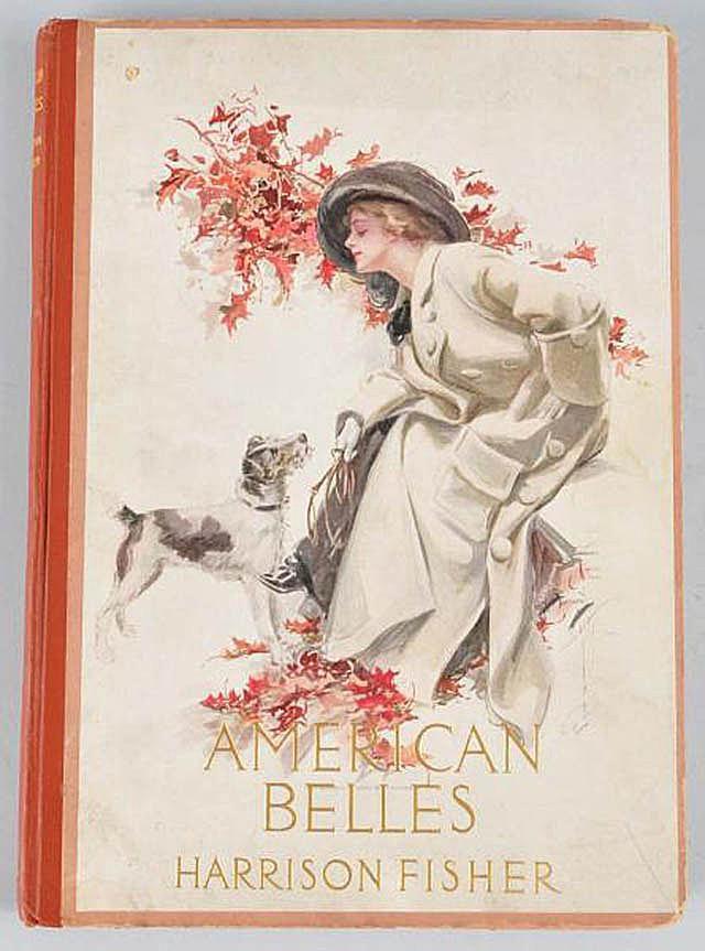 1911 Harrison Fisher American Belles Book