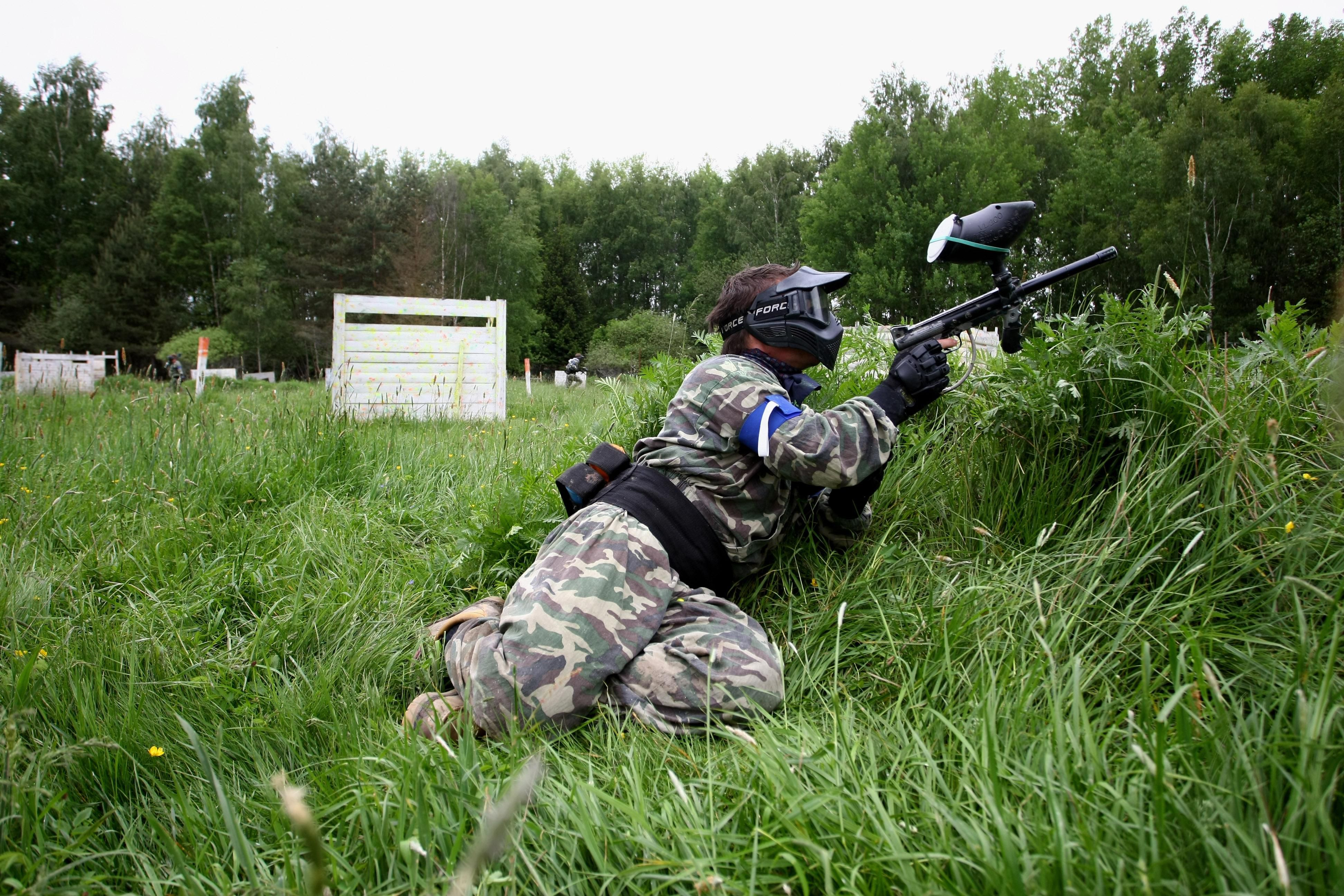 paint ball business Paintball safety introduction also known as war games were first introduced into the uk in 1984 since its introduction it has developed as a popular past time with approximately one million uk participants, and is now a european competitor sport.