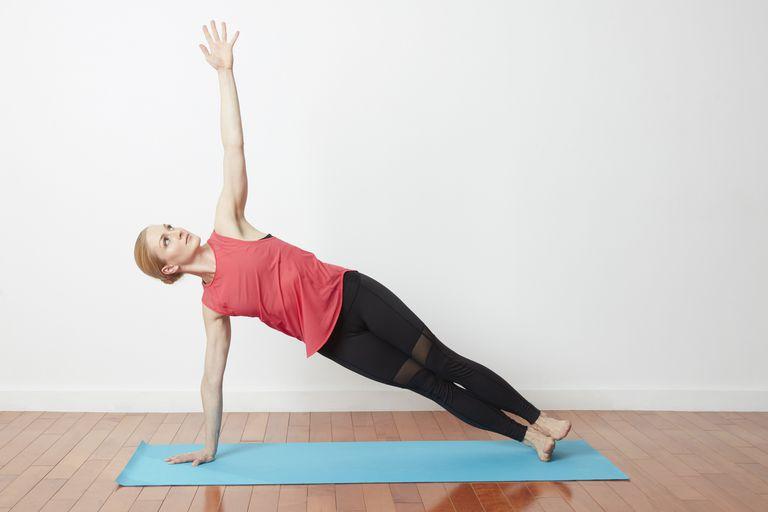 Side Plank Pose - Vasisthasana