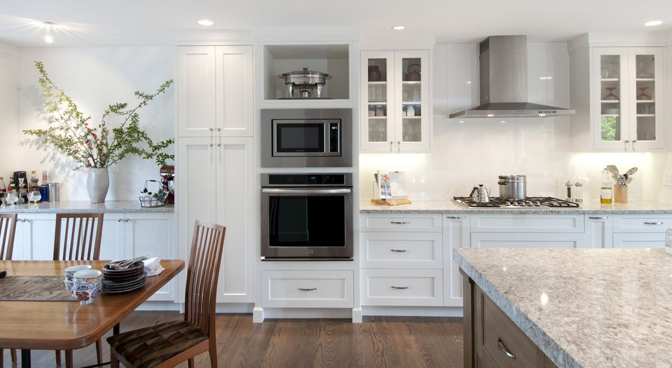 Importance Of Cabinets In Look Of Kitchen