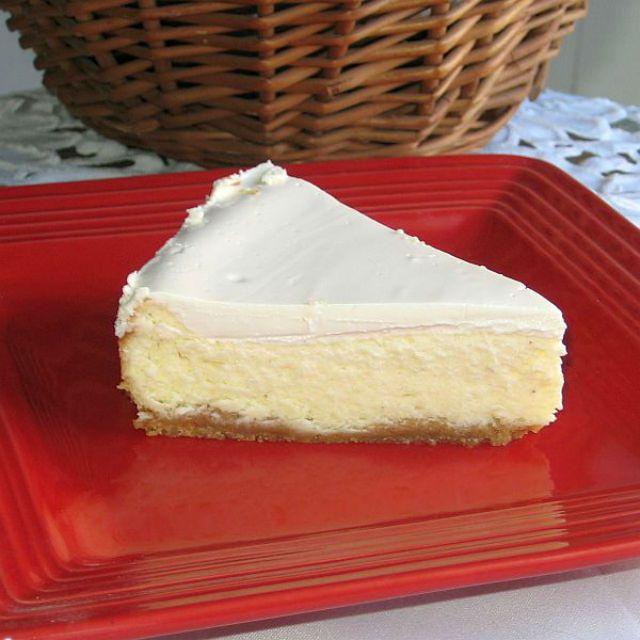 polish american cheesecake sernik philadelphia recipe