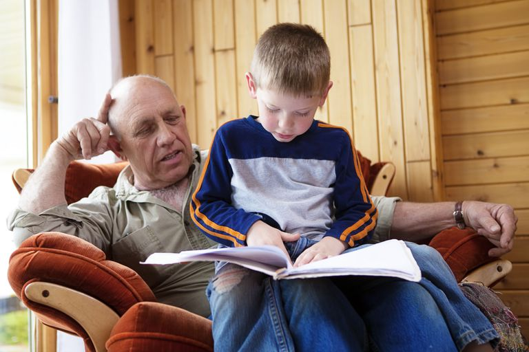 grandparents raising grandchildren face a daunting task, especially those in skip generation families.
