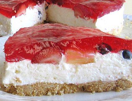 Traditional Polish Cheesecake Sernik Recipe