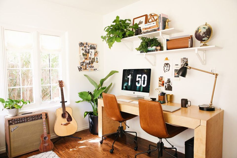 home office interior design. Home Office For Two Interior Design