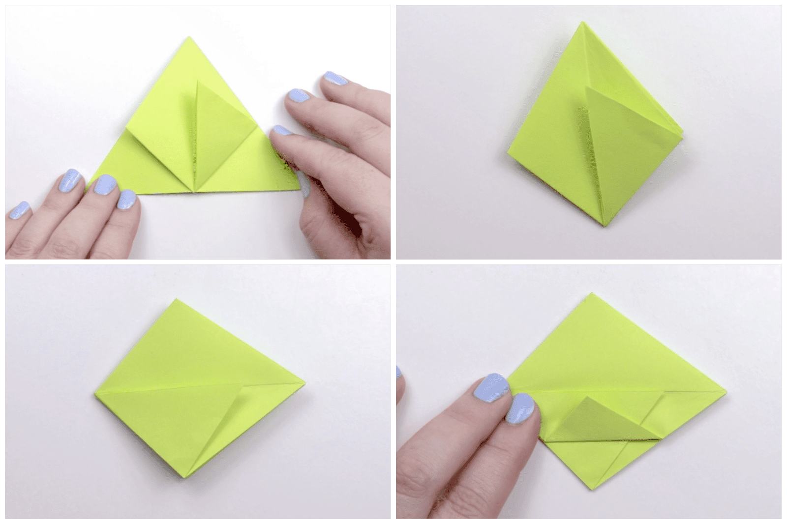 How to make a 3d origami apple jeuxipadfo Image collections