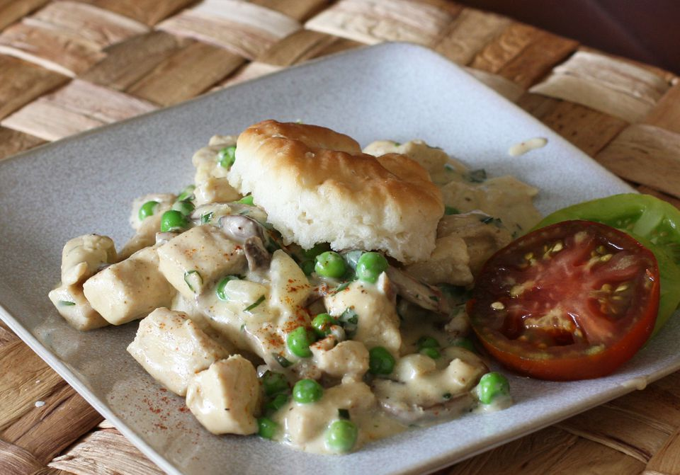Creamy Chicken with Mushrooms