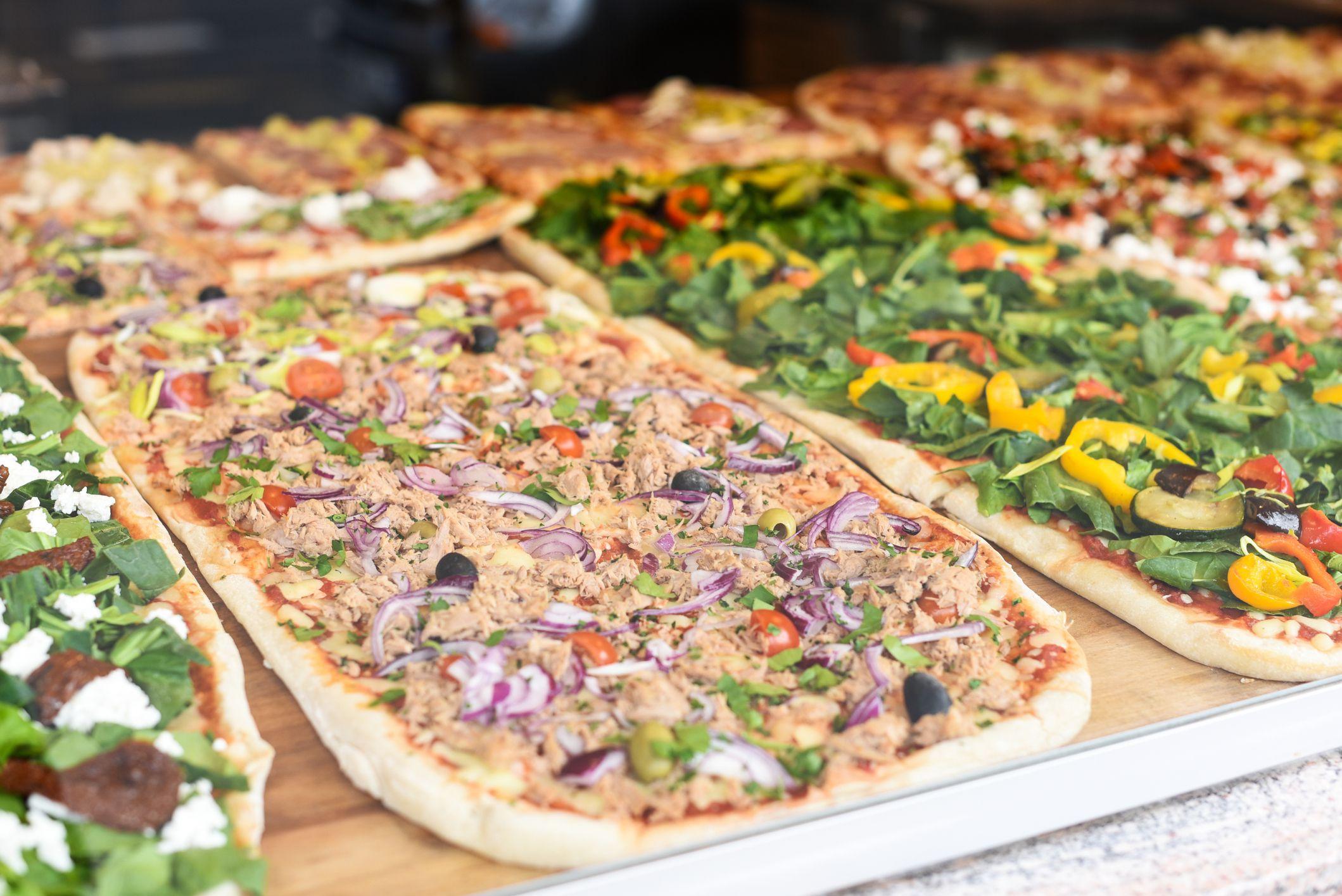 Alsatian Pizza Flammkuchen Recipe