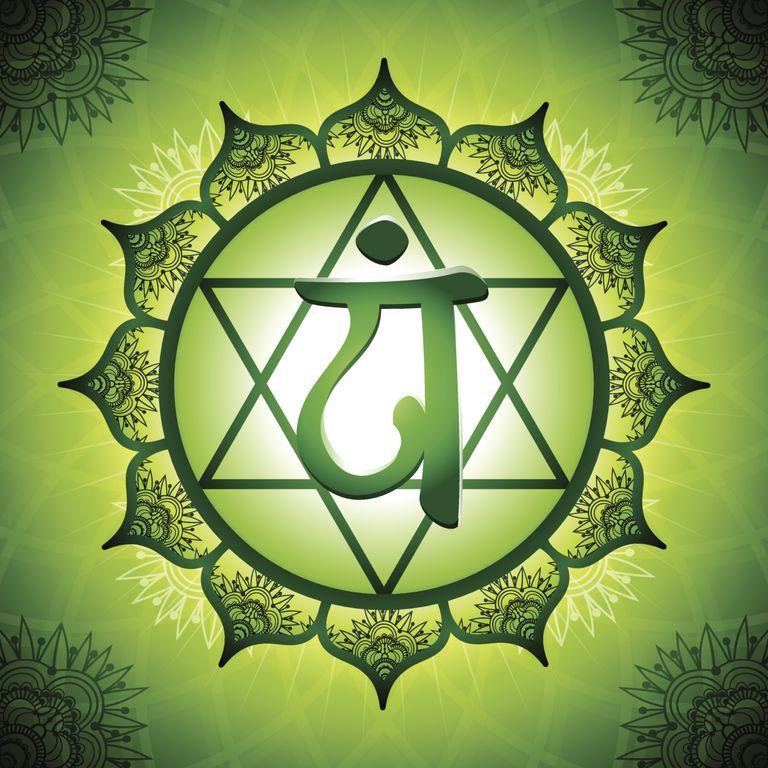 Cuarto chakra o chakra del corazón (Anahata)