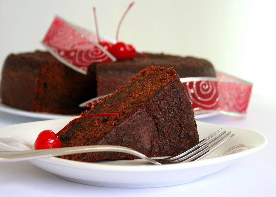 Caribbean Christmas Cake - Black Cake