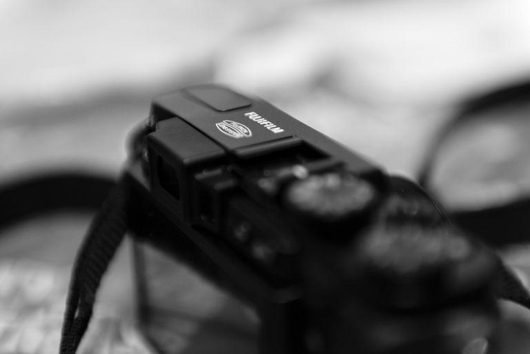 Fuji X30 camera