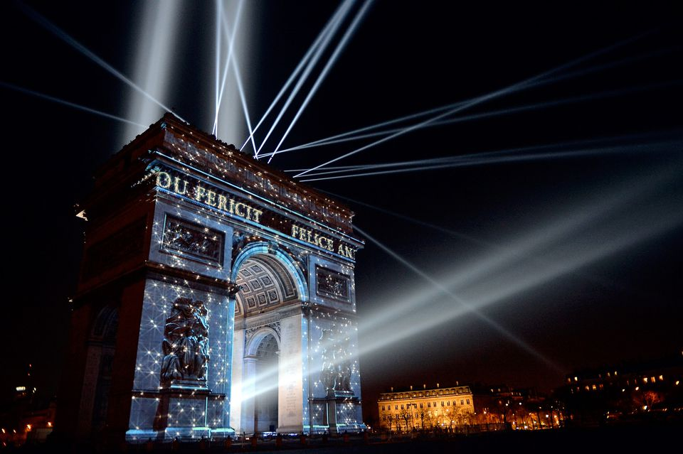 New Years Eve In Paris