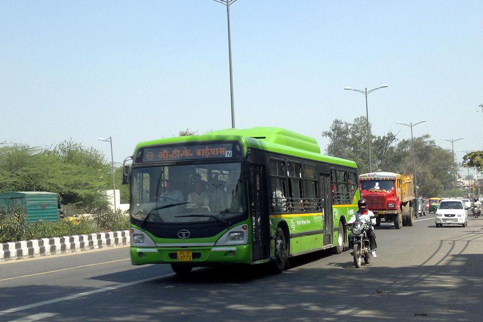 DTC Bus Non AC1