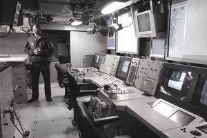 Inside the USS San Antonio