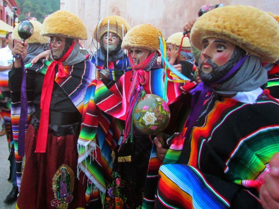 The Parachicos of Chiapas