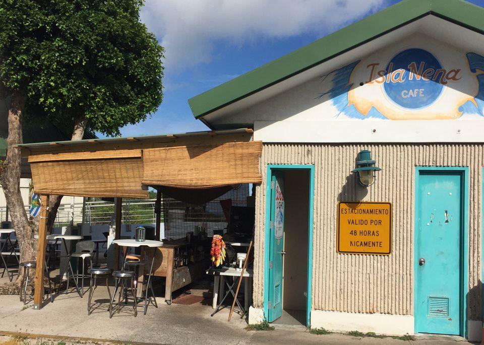 The Isla Nena Cafe