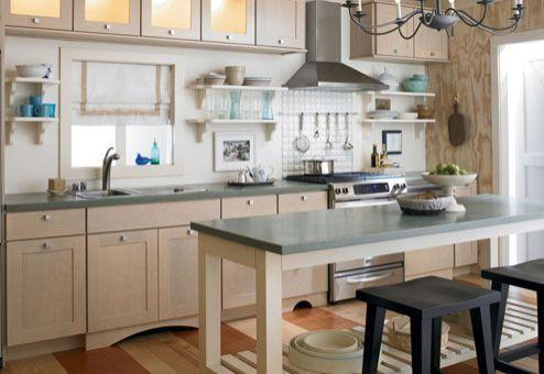country kitchen white - Country White Kitchen