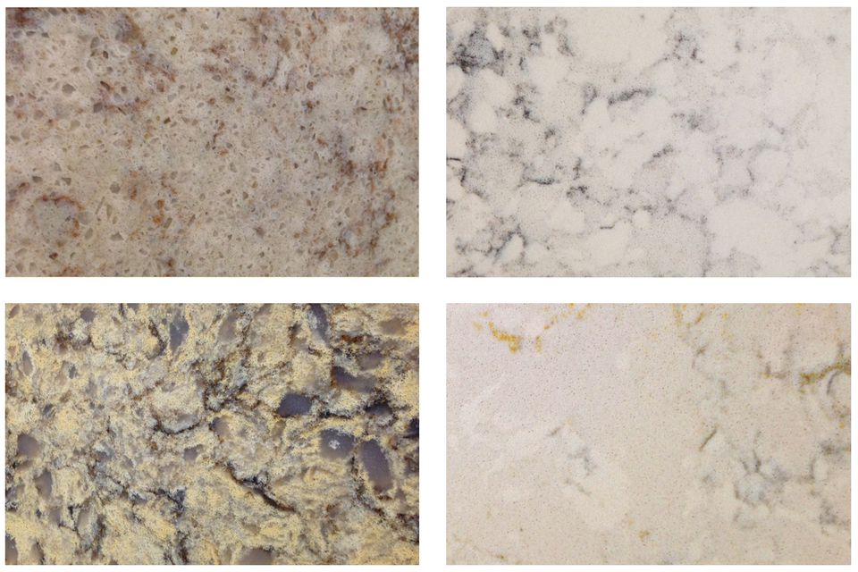 The changing look of quartz spotlight on silestone for Silestone vs granite
