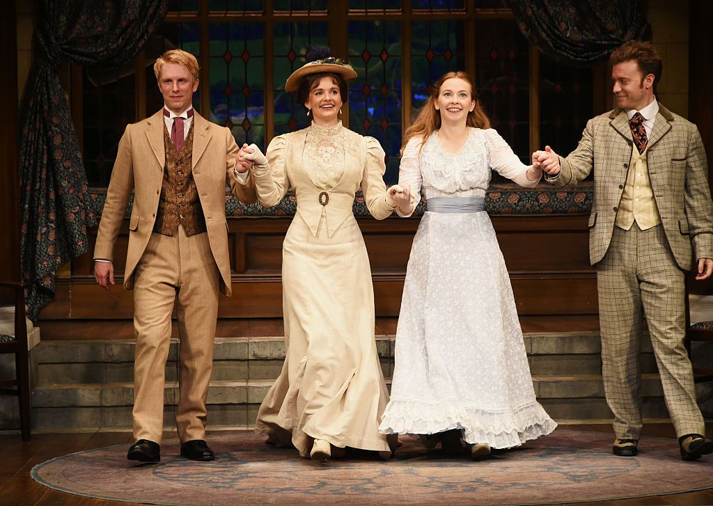 Quot The Importance Of Being Earnest Quot Gwendolen And Cecily