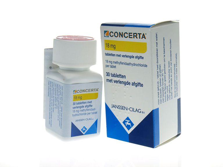 Concerta Bottle