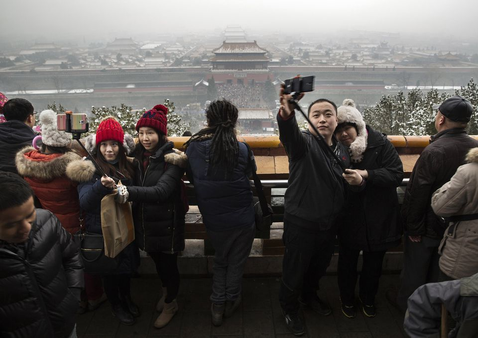Thinking about bringing a selfie stick? Think again.
