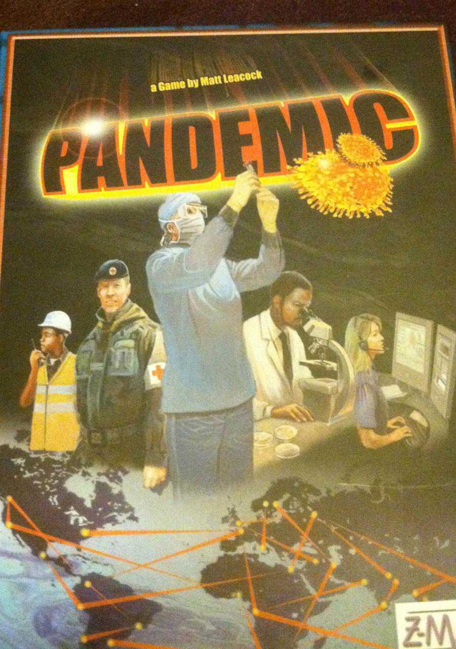pandemic, the game