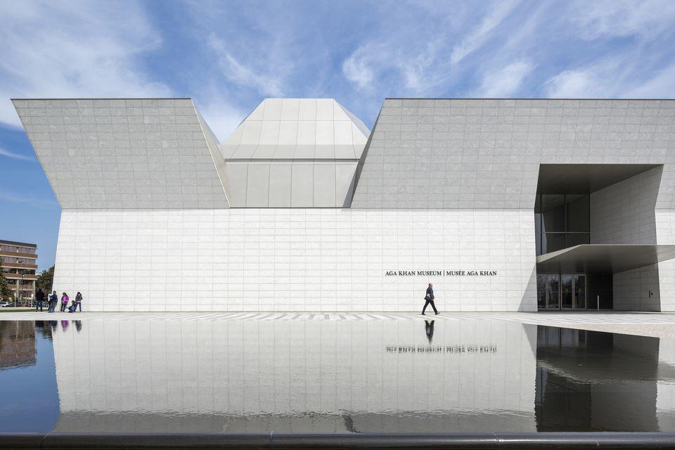 Aga Khan Museum, Toronto, Canada. Architect: Fumihiko Maki / Vladimir Djurovic, 2016.
