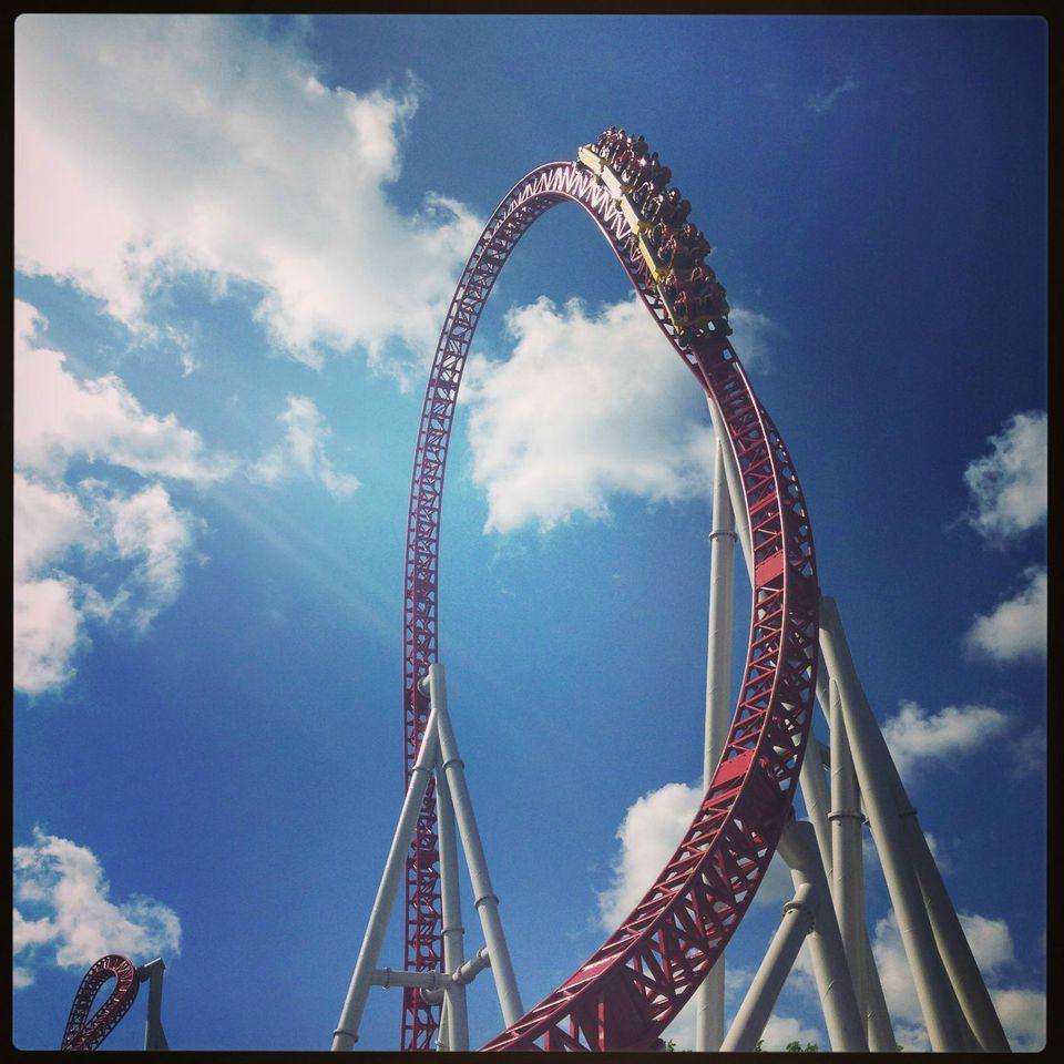 Storm Runner at Hersheypark on Instagram