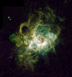 An important chemistry fact is that most of the universe is made from the element hydrogen.