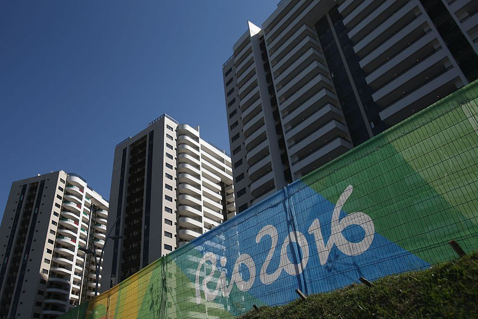 Athletes' Village 2016 Olympics