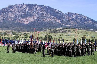 The Carson Army Base Is Home To More Than 25 000 Members Of The Armed Forces In Colorado Springs Housing Units Like The