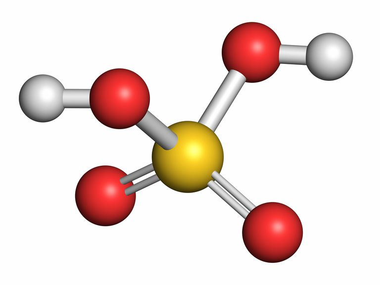 Sulfuric acid is a strong electrolyte.
