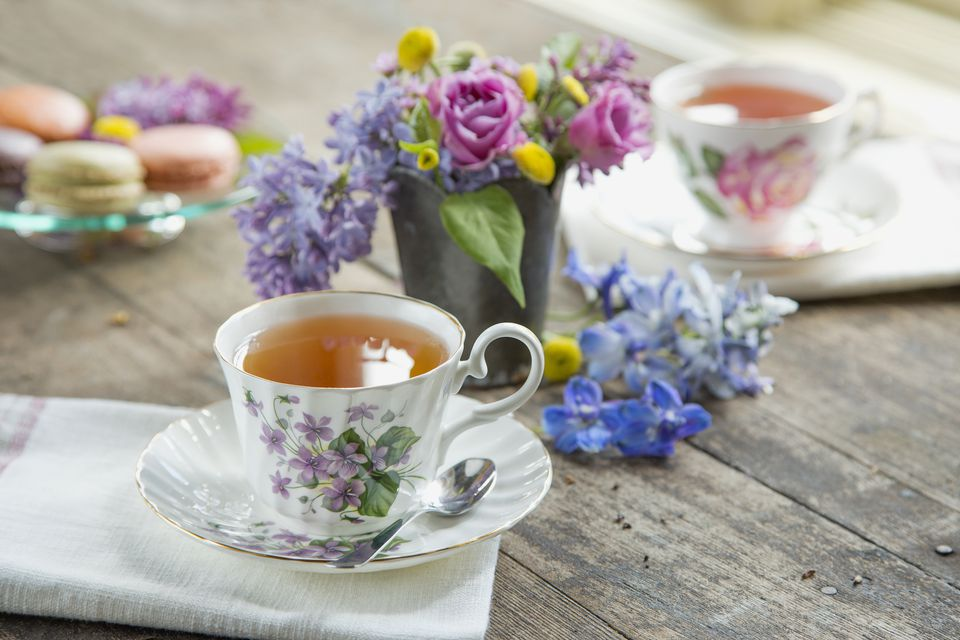 Where to Have Tea in San Jose & Silicon Valley