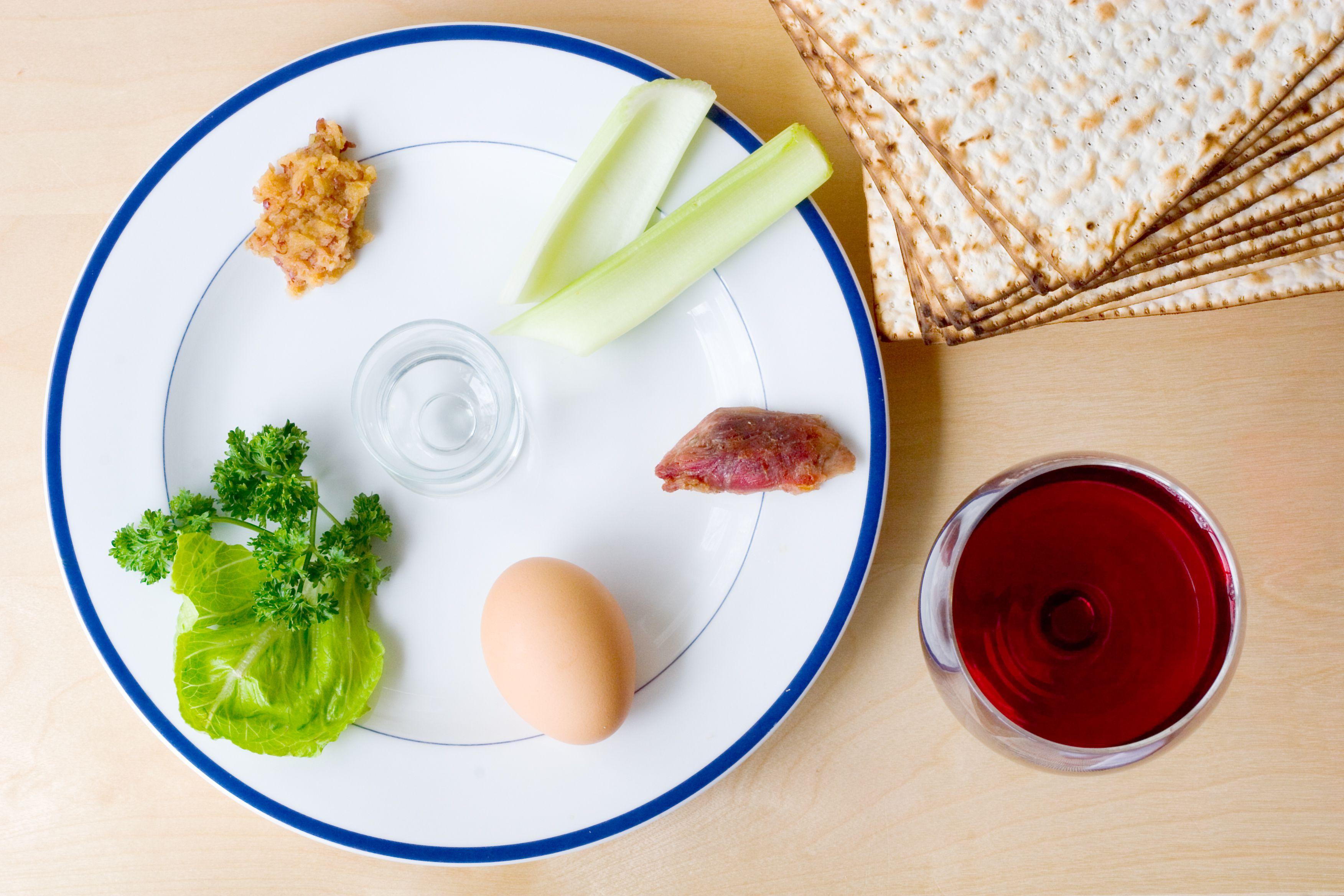 Plan Your Low Carb Passover Menu