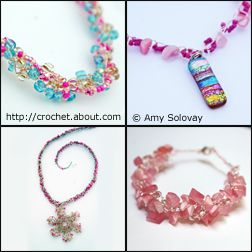 Mother's Day Jewelry to Crochet