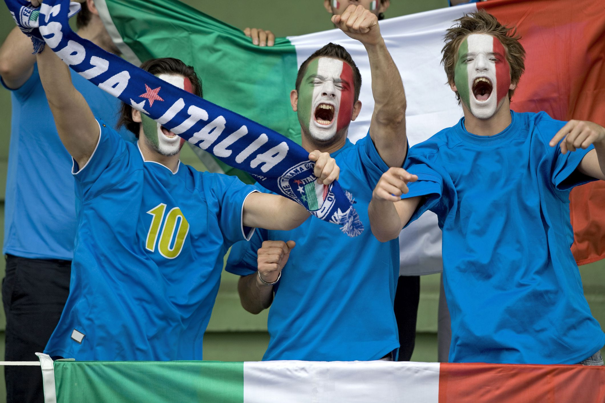 a history of soccer in italy