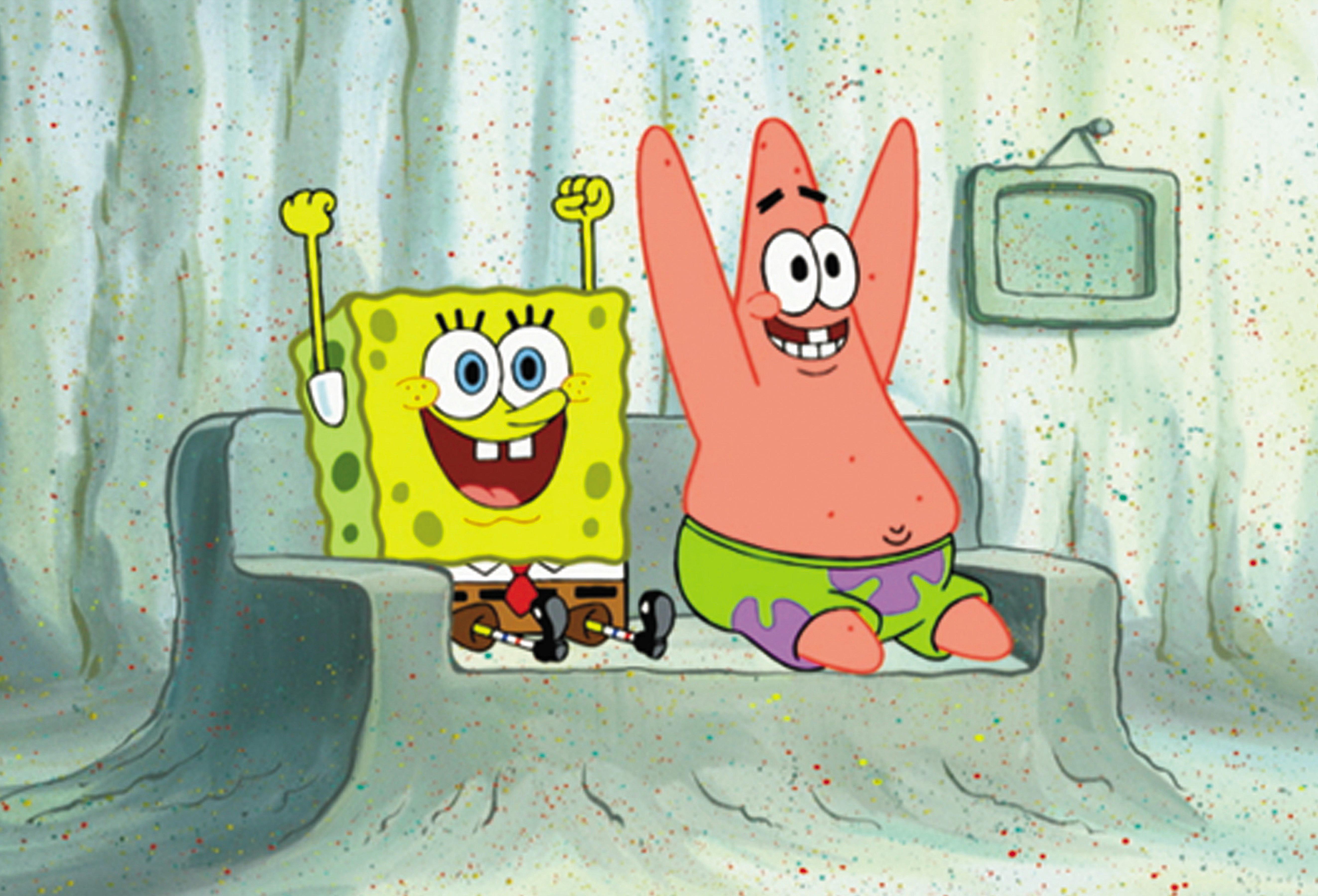 spongebob squarepants u0027 cast list of voice actors